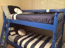 Baseball Bunk Beds Dodger Bunk Beds Itstimefordodgerbaseball Dodgers Baseball