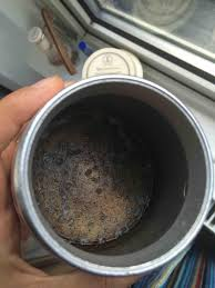 what is this i found it u0027growing u0027 in my moka pot i can wash it