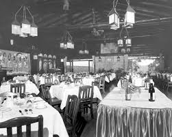 El Tovar Dining Room Dining In The Wilderness The Restaurants In America U0027s National