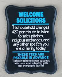 best 25 no solicitors sign ideas on no solicitation