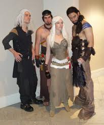 best couple halloween costume ideas 2011 khaleesi halloween costume