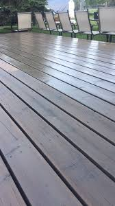 Longest Lasting Cedar Deck Stain by Staining How Do I Make A Deck Glossy Home Improvement Stack