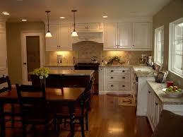 kitchen ideas with cream cabinets kitchen graceful cream kitchen cabinets with dark island images of