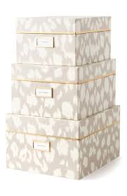 Decoration Storage Containers Patterned Cardboard Storage Boxes With Lids 13x13 Canvas Bins