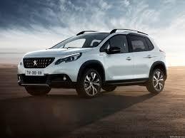 Peugeot 2008 2017 Pictures Information U0026 Specs