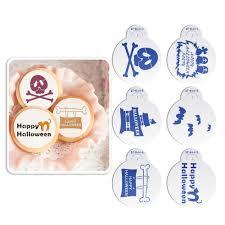 Cupcake Decorating Halloween Online Get Cheap Halloween Stencils Aliexpress Com Alibaba Group