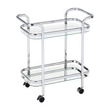 kitchen islands and trolleys shop worldwide home furnishings 556 218ch 2 tier trolley cart at