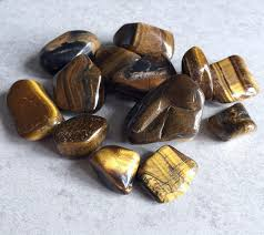 solar plexus crystals healing stones tiger eye crystals genuine gemstones solar