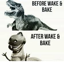 Wake N Bake Meme - before wake bake after wake bake baked meme on esmemes com