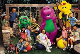 Barney And The Backyard Gang I Love You Barney The Dinosaur Character Profile Yes It U0027s A Thing