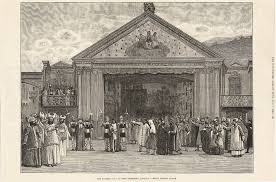 early theatre and albert museum
