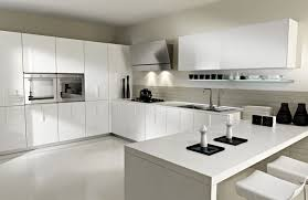 Attractive White Laminate Kitchen Cabinet Doors Laminate Kitchen - Laminate kitchen cabinets