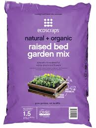 Vegetable Garden Soil Mix by Ecoscraps Grow Gardens Not Landfills