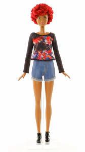 barbie fashionistas doll 33 fab fringe tall