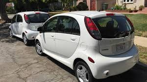 mitsubishi electric car mitsubishi imiev review and long term ownership details with price