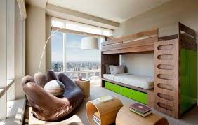 modern bunk bed modern bunk beds offering attractive space sacing ideas for large