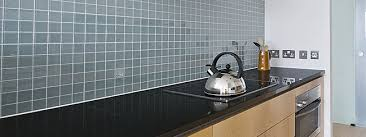 Glass Tile Backsplash Ideas Backsplashcom - Square tile backsplash