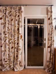 Patio Doors Curtains Ideas Patio Door Curtains