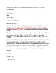 9 work warning letter template free samples examples formats