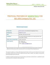 best 25 proposal sample ideas on pinterest business proposal
