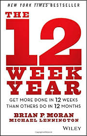 12 week year book the 12 week year book summary