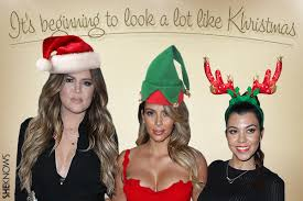 if these naughty celebs had christmas cards this is what they u0027d