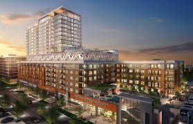 light rail schedule charlotte nc new 459 unit luxury apartment community breaks ground in uptown