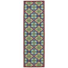 Indoor Outdoor Rug Runner Runner Non Slip Backing Outdoor Rugs Rugs The Home Depot