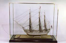 Display Case For Sale Ottawa Ship Model Display Cases Ship Models By American Marine Model