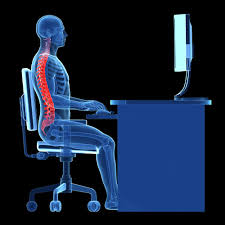 simple office ergonomics dromo co healthy back shoulder
