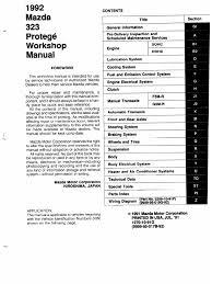 1992 noam protege service cylinder engine piston