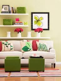 Use Color To Give Rooms A Larger Feel Small Living Room Designs - Living room designs for small space