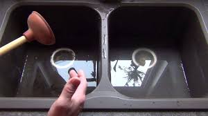 how to unclog a sink without baking soda inset sink how to unclog sink drain fix clogged kitchen that wont