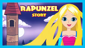 rapunzel english kids story animation fairy tales bedtime