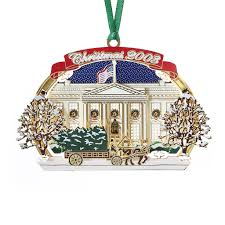 2003 white house holidays ornament national tree