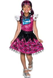 Premium Quality Halloween Costumes Monster Costumes Howleen Wolf Clawdeen Wolf Draculaura