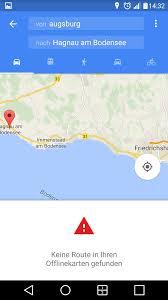 Offline Google Maps Offline Karten In Der Google Maps App Speichern Mapsblog De
