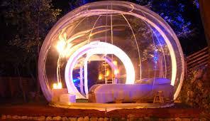 bulle chambre chambre d hôtes bulle insolite gilette esté