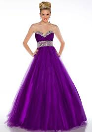 purple prom dress in clothing brand reviews gossip style