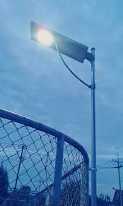 solar panel parking lot lights ce rohs listed 12v dc led solar street light 50w for street parking