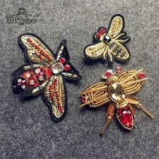 heavy industries small insects dragonfly butterfly ornaments