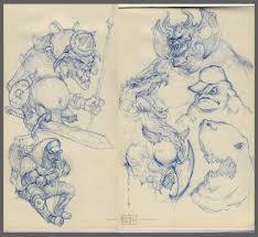 moleskine doodles 106 by kashivan by kashivan on deviantart