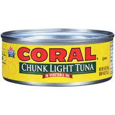 bumble bee chunk light tuna coral chunk light tuna in oil bumble bee tuna and seafood products