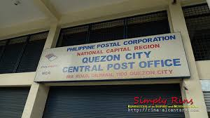 post office bureau de change exchange rates claiming a parcel at the philippine postal corporation simply rins