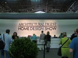 Home Design Show Architectural Digest Architectural Digest Home Show Features Artisan Crafted Furniture