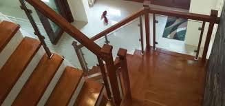 Modern Stairs Design Modern Stair Railing Design Cavitetrail Glass Railings