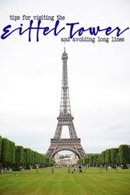 eiffel tower tickets and tips for visiting the eiffel tower pink