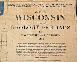 Road Map Of Wisconsin by This May Be The Holy Grail Of Wisconsin Maps Cars In Depth