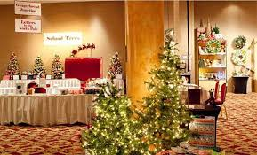 9th annual festival of trees and lights barton health lake