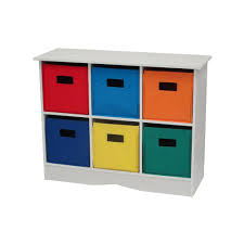 wood shelves wood closet organizers the home depot 32 in x 25 in white primary storage 6 bin organizer